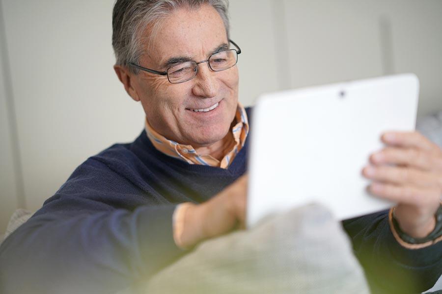 Apple Computerkurse für Senioren